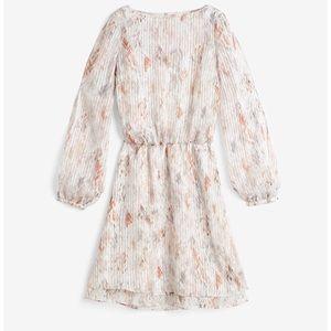 White House Black Market Size 8 Boho Dress